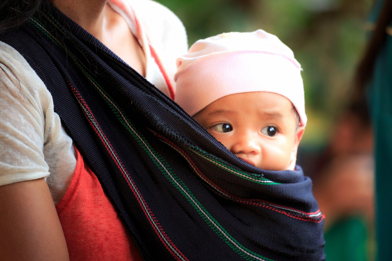 Welke draagzak voor een baby moet ik kiezen?