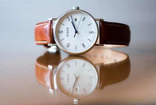 Aan welke eisen moet een horloge voldoen?