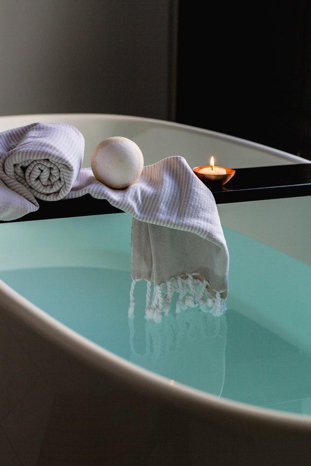 De perfecte handdoek voor op reis